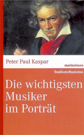 Musiker im porträt